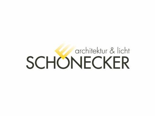 architektur & licht SCHÖNECKER, Logo